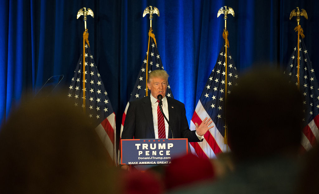 Trump Announces Another Campaign Shake-Up
