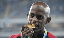 Here's Why Olympians Bite Their Medals