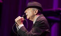 Leonard Cohen, Near 82, Ready With New Album