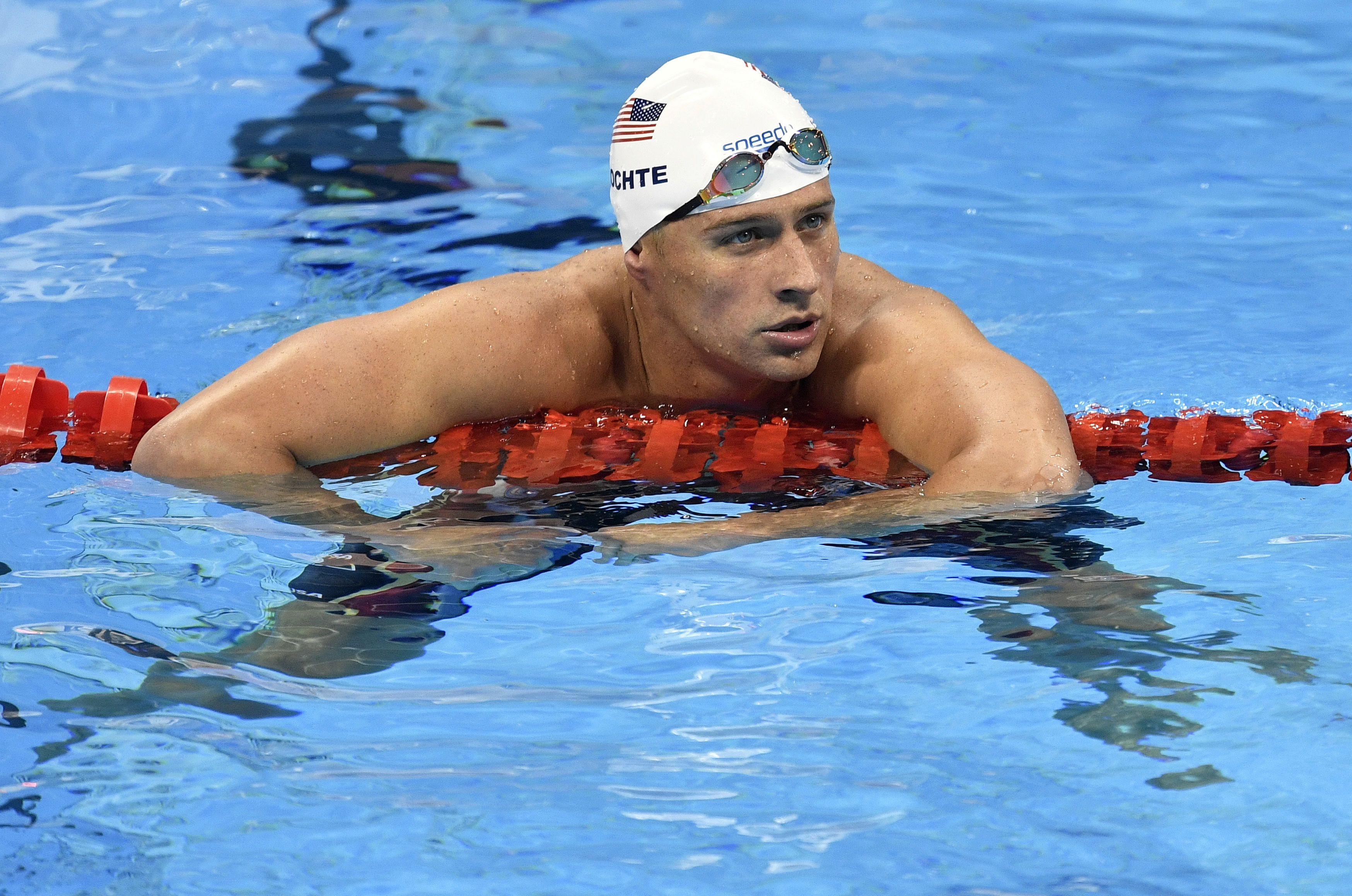 Ralph Lauren, Syneron Candela Cut Ties With US Olympic Swimmer Ryan Lochte