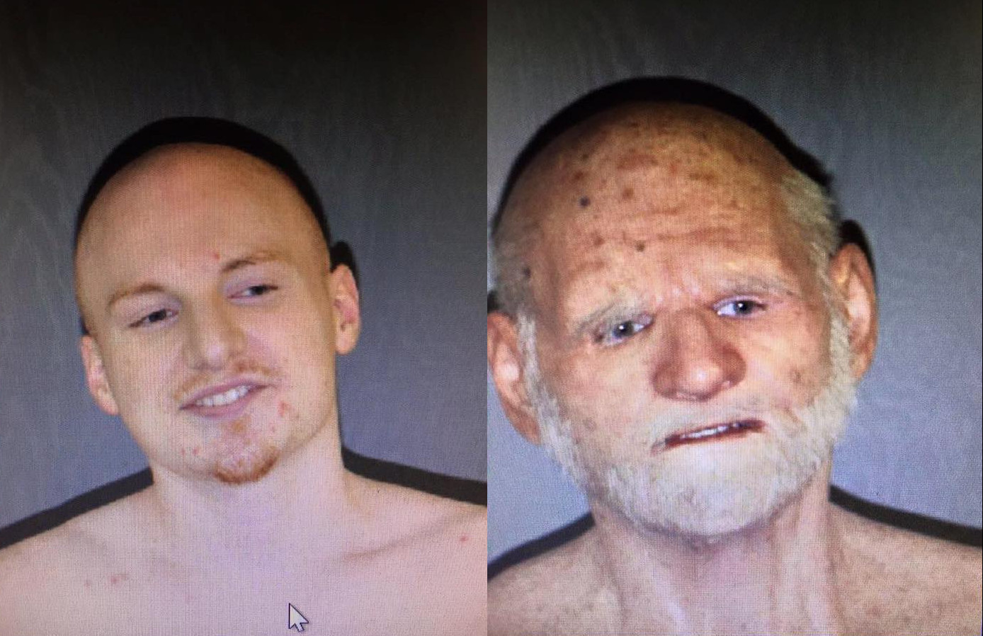 Massachusetts Man Disguises Himself As Old Man In an Attempt to Evade Arrest By Police