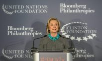 Guccifer 2.0 Website Claims Clinton Foundation Was Hacked