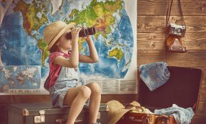 Family Travel Packing: The Kids' Bags