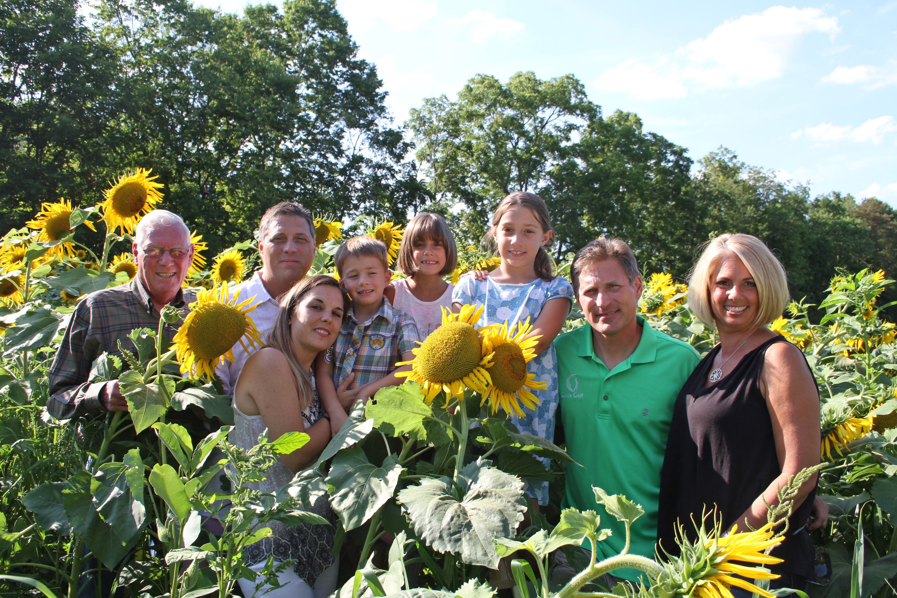 A Family's Quest for a Healthier Oil Leads to Sunflowers