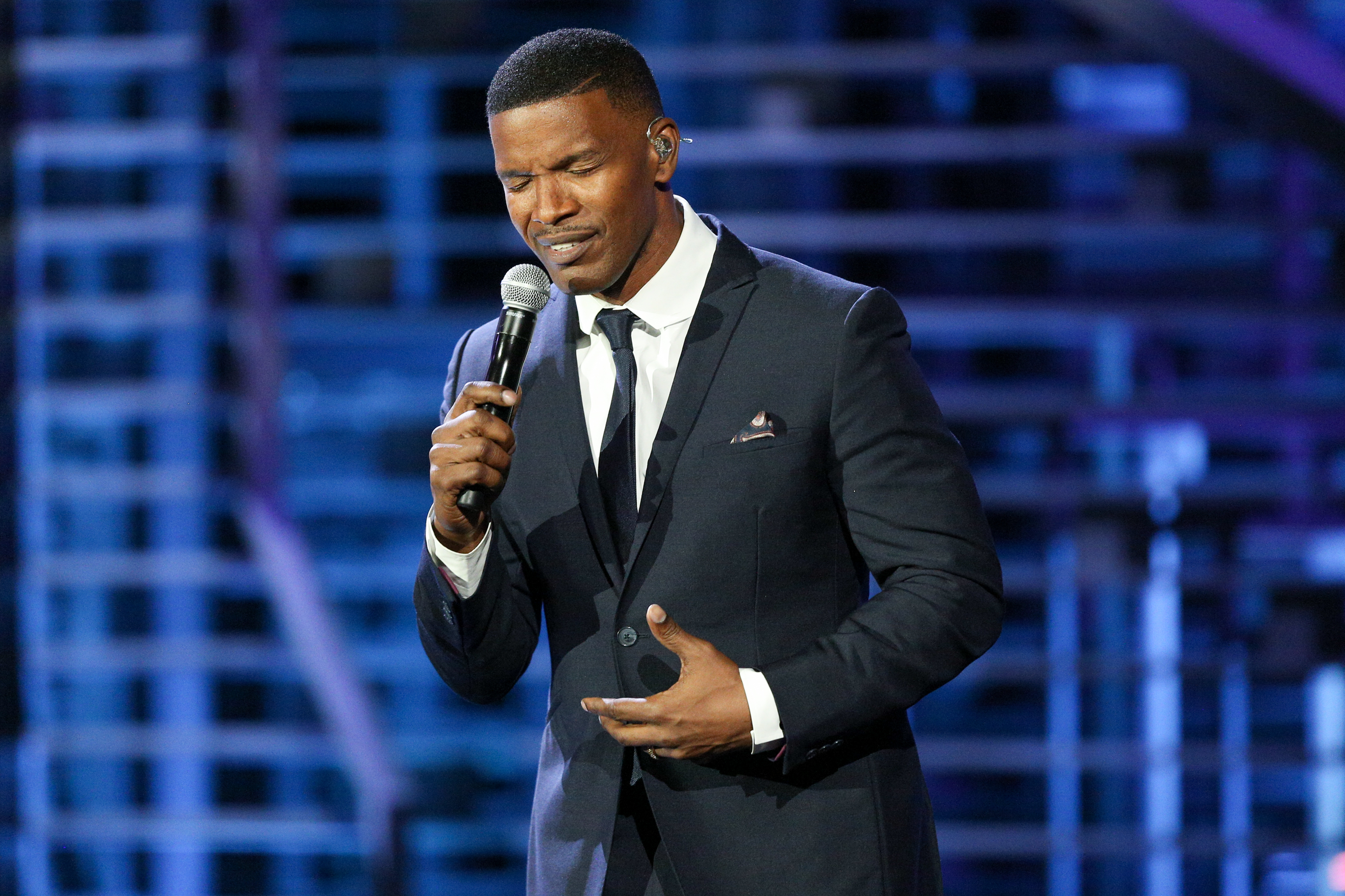 Jamie Foxx and Katie Holmes Are 'Really Great' Together, Daughter Corinne Says