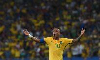 Neymar Is Brazil's Golden Boy