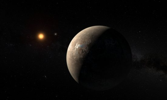 Potentially Habitable Planet Found Only 4 Light Years Away