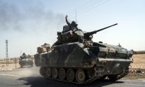Syrian Rebels Advance on Kurds as Turkish Strikes Kill 35