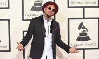 Chris Brown Posts Bail After Standoff With LAPD