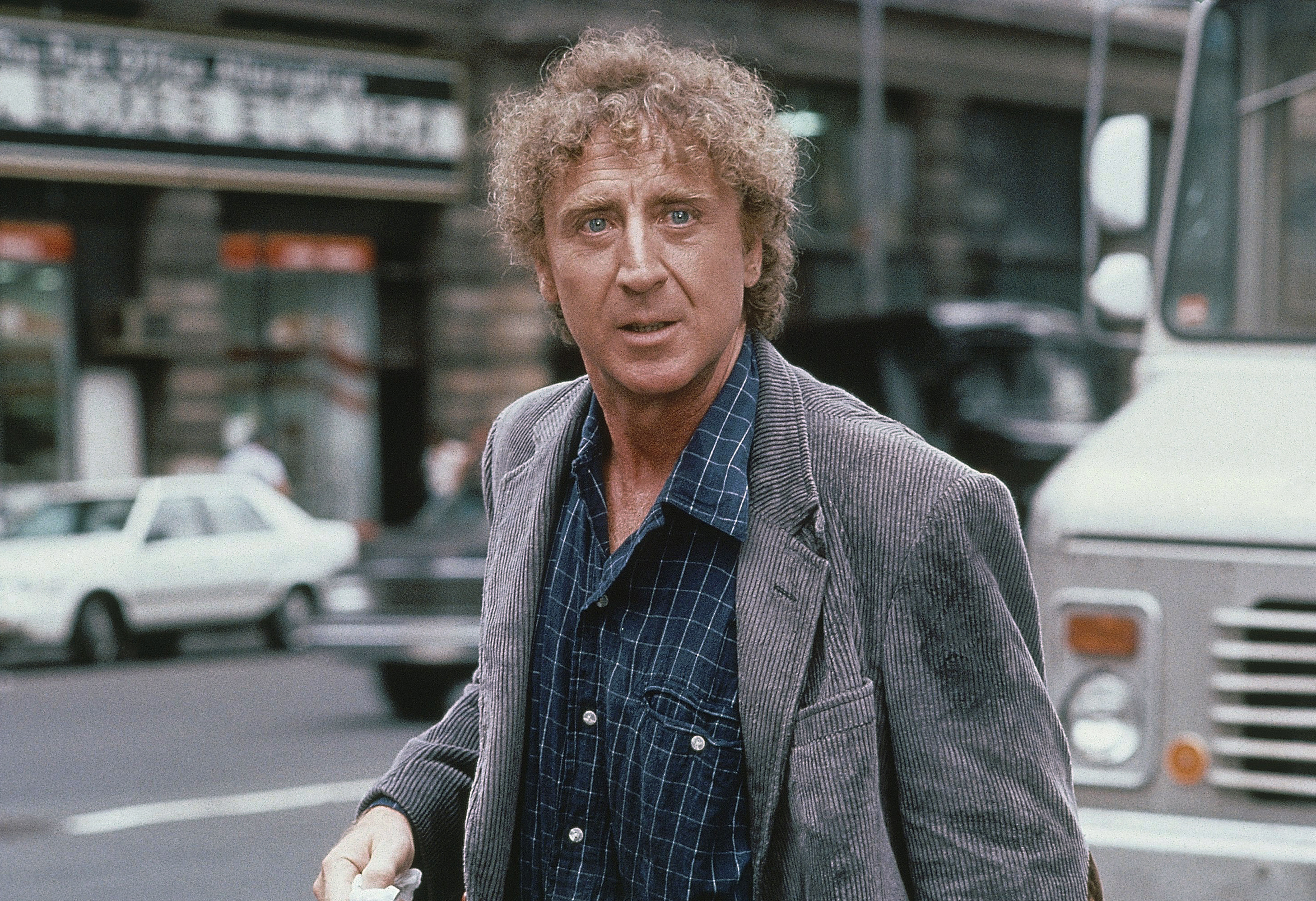 In Gene Wilder's Madcap Roles, a Magical Mania