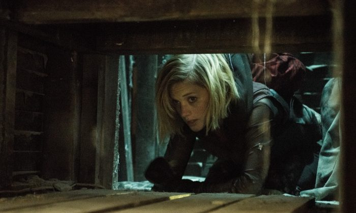 Jane Levy stars in the thriller 'Don't Breathe.' (Sony Pictures Releasing)