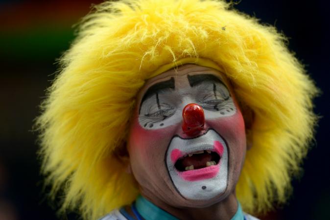 Clown Threats Close Ohio Schools, Woman Assaulted