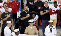Colin Kaepernick Draws Ire For Wearing Pig Police Officer Socks
