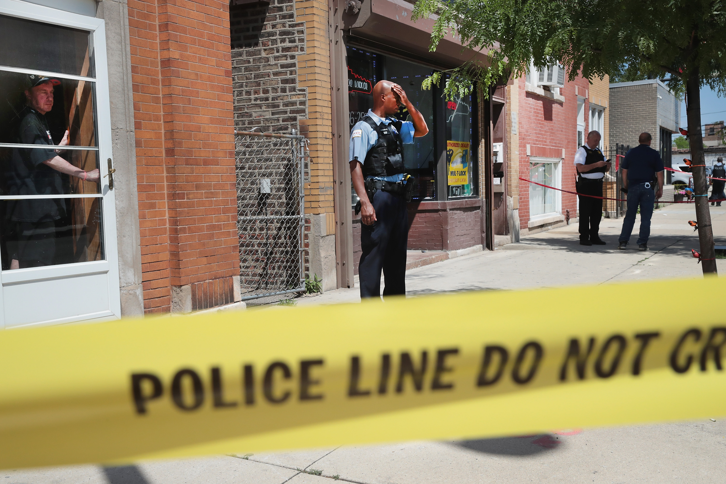 Shootings Surge Over Thanksgiving Weekend in Chicago: 68 Injured, 9 Dead