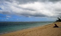 Samoa: A Tropical Paradise With a Rare View of the Moon