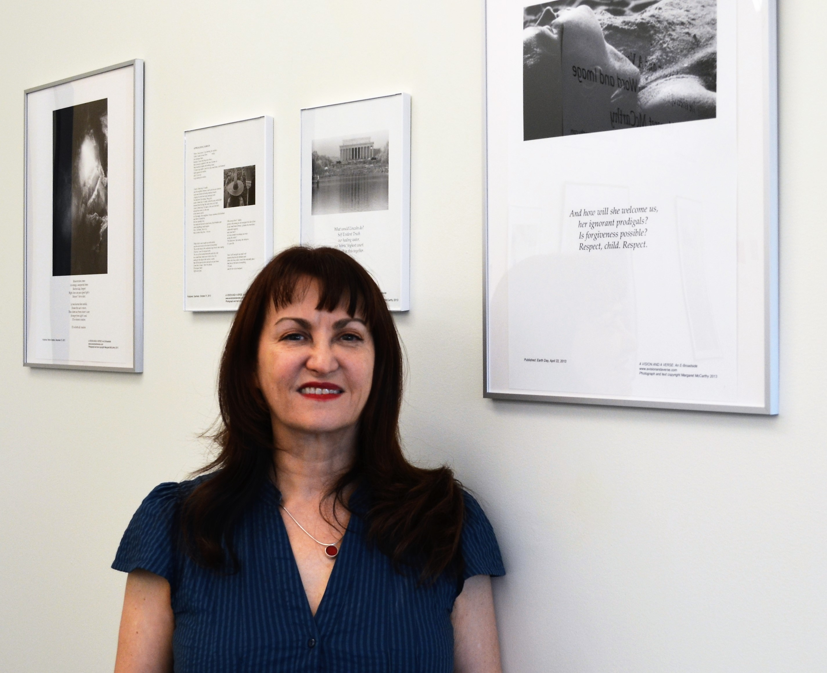 Myth and Mystery Displayed in Poetry and Photographs
