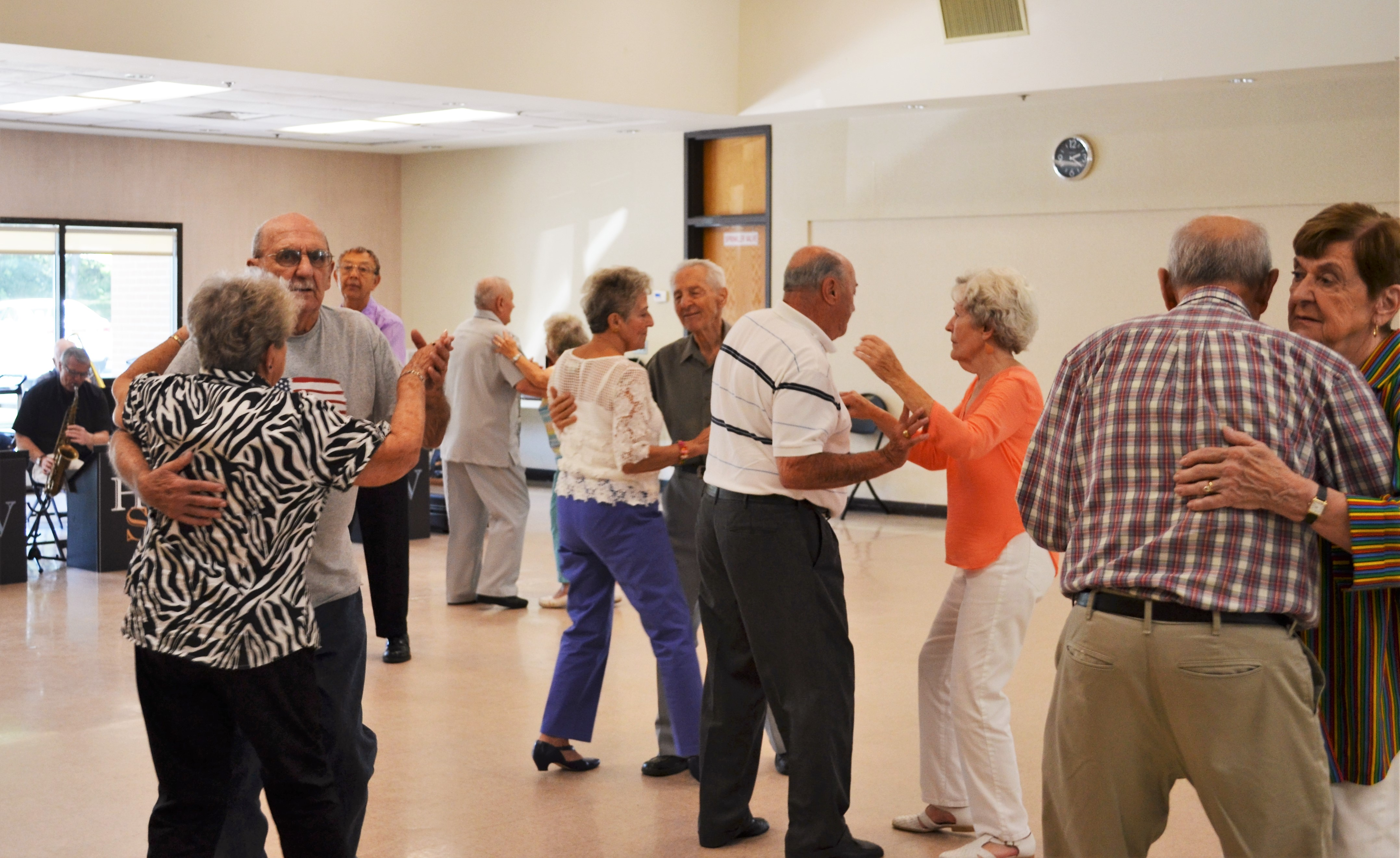 Wallkill Seniors Trip the Light Fantastic Every Tuesday Afternoon