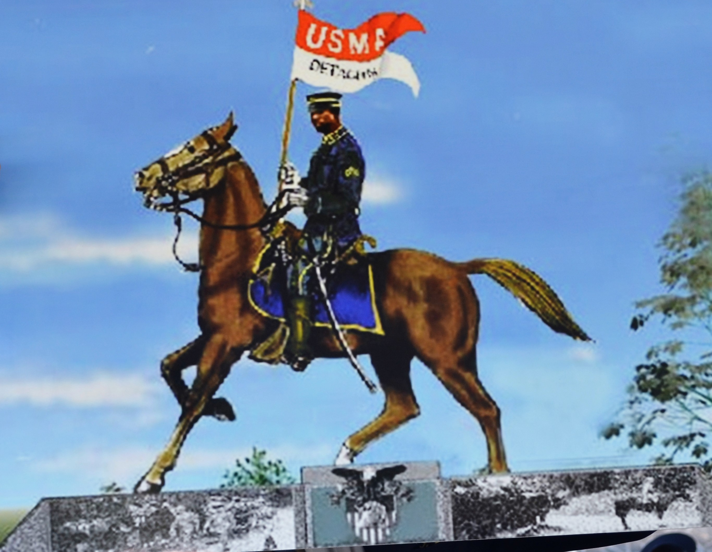West Point Honors Buffalo Soldiers' Contributions to Military Academy