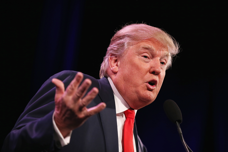 Trump Escalates Feud With Ex-Miss Universe Winner