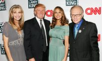 Donald Trump Gives Interview to Larry King on Russian Television Network