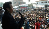 In China, Villagers Protest Trial as Their Chief Is Sentenced For Bribery