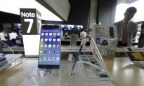 Samsung Tells Korean Customers to Stop Using Galaxy Note 7