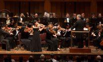Shen Yun Symphony Orchestra Kicks Off First Ever Asian Tour