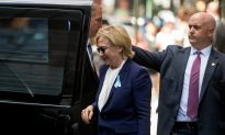 Donald Trump Wishes Hillary Clinton Well After Health Scare