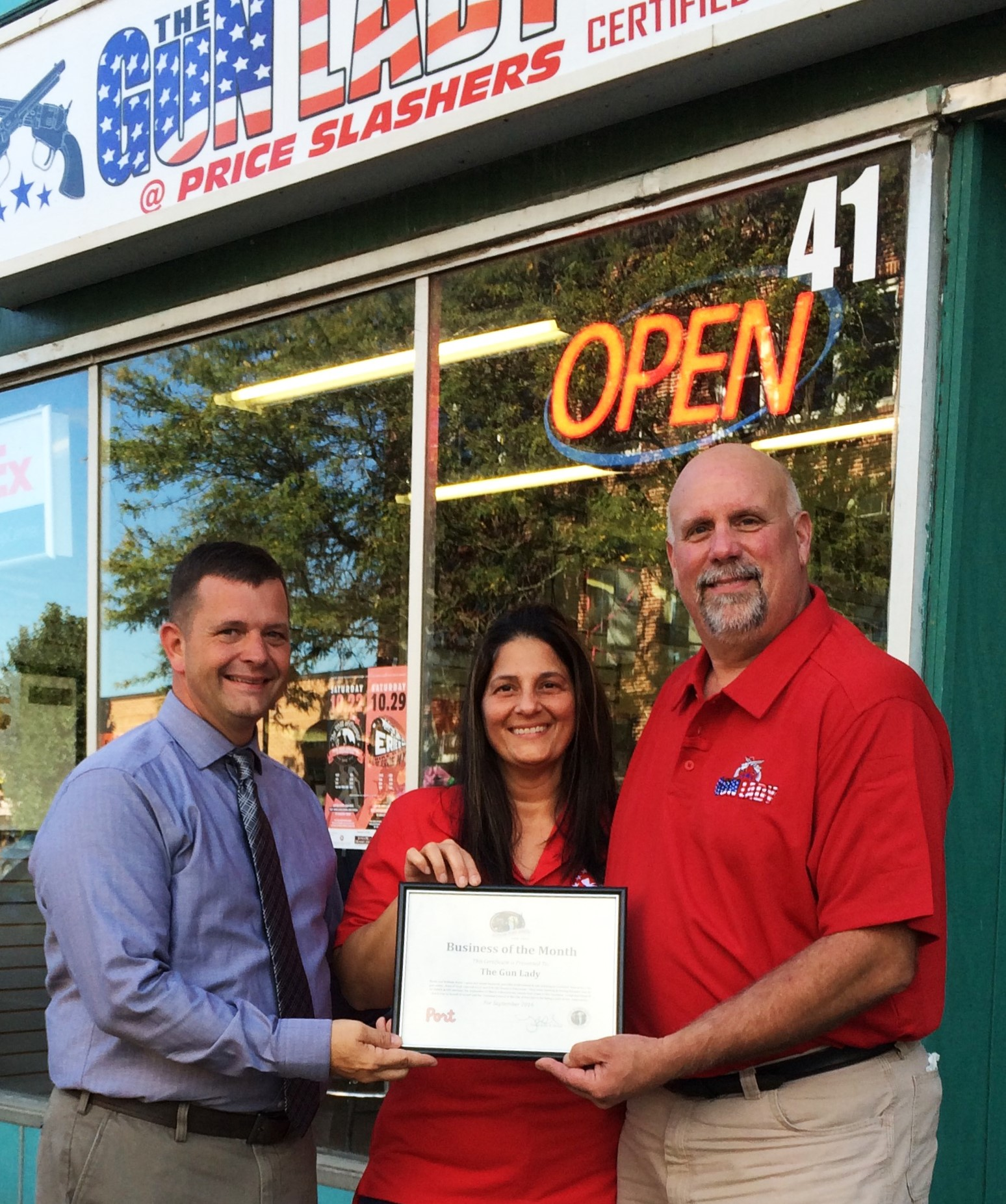 PJ Business of the Month: The Gun Lady