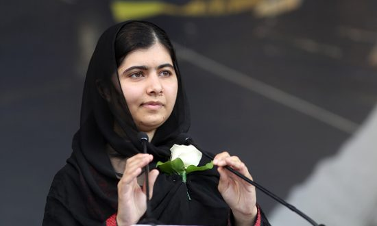Malala Yousafzai Speaks Out for Love and Education