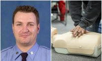 Off-Duty Firefighter Saves Man, Urges People to Learn CPR