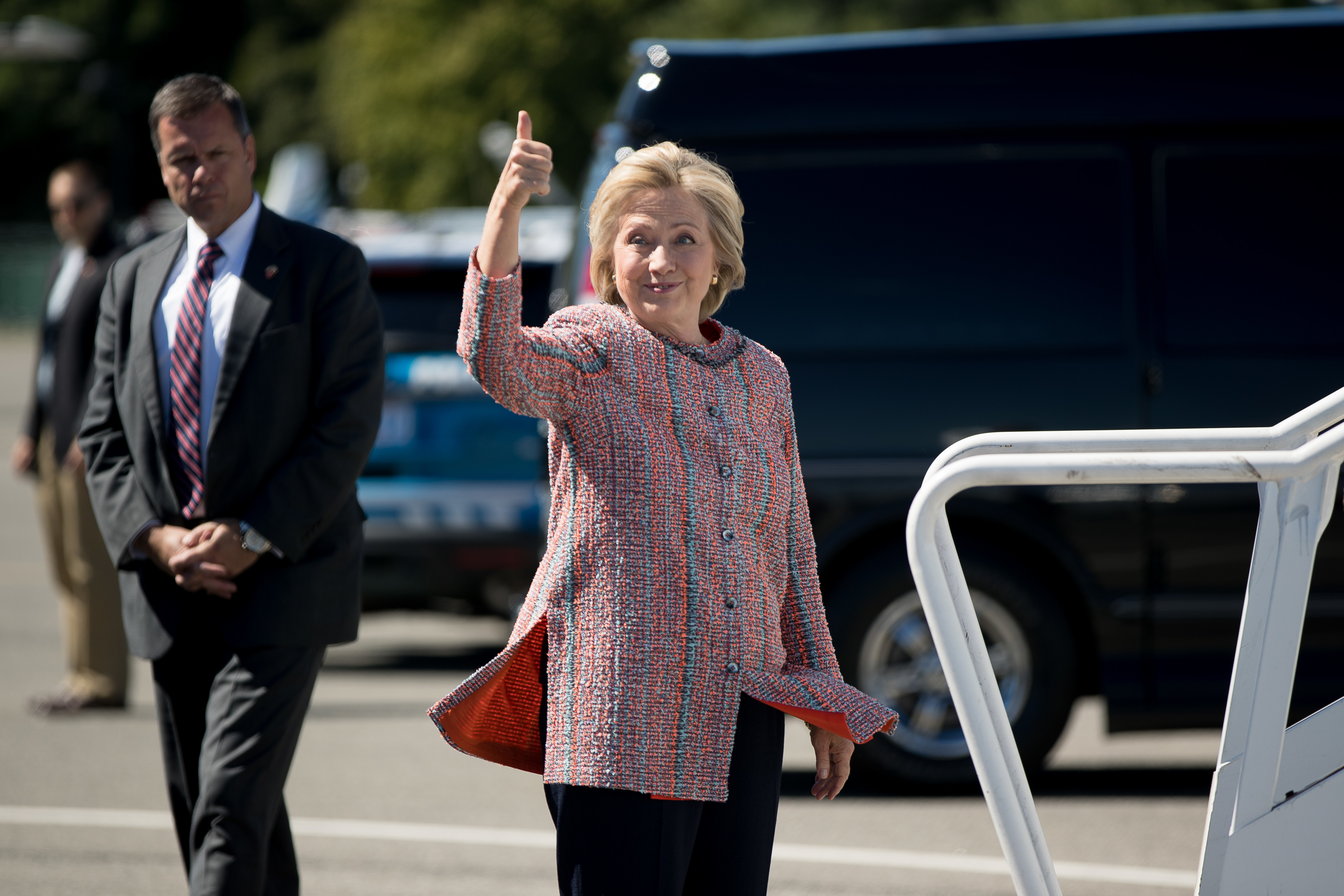 Leaked Powell Emails Show Internal Deliberations about Response to Clinton Private Server