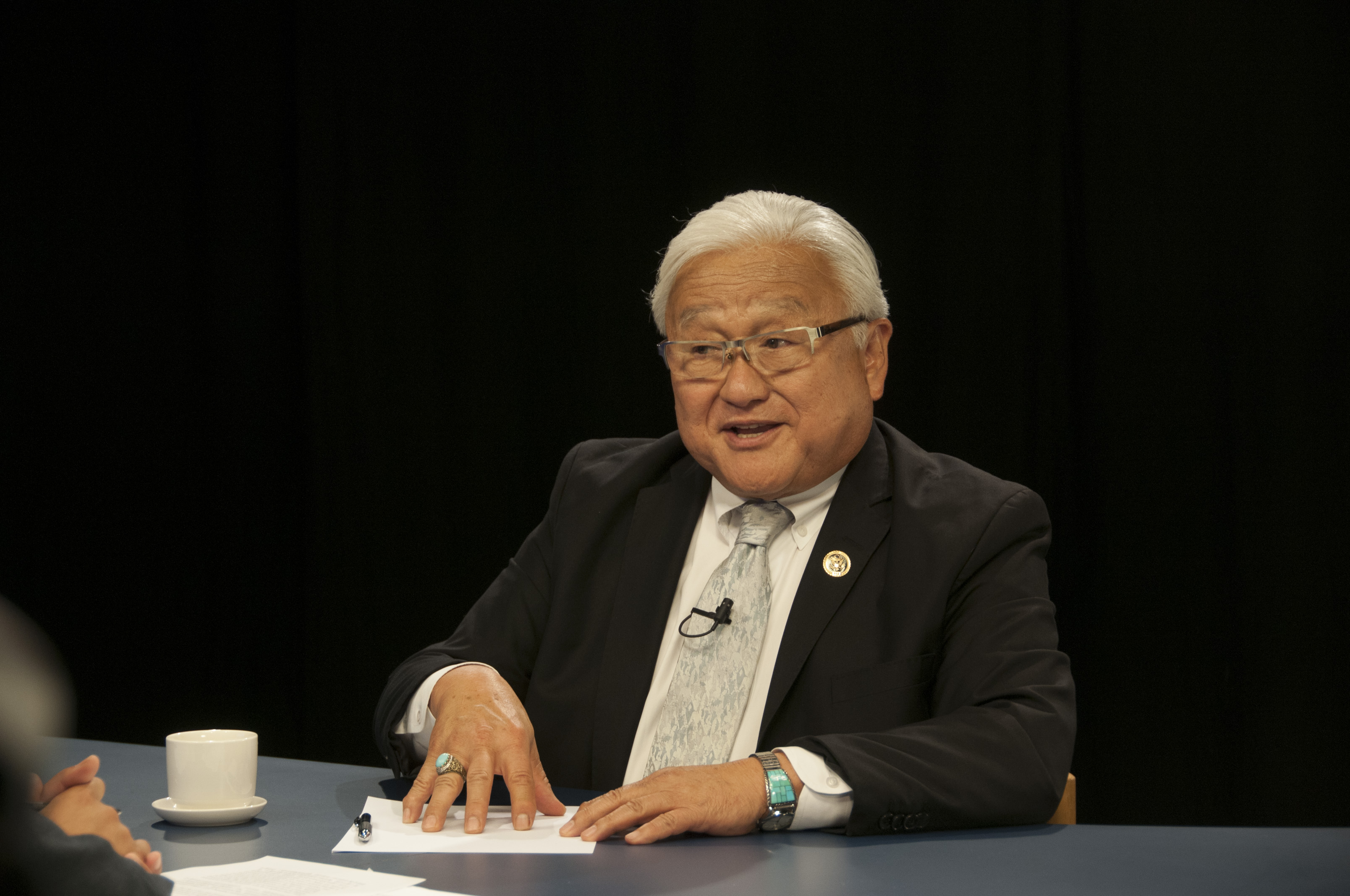 Congressman Mike Honda on What Matters to Him Most