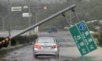 Super Typhoon Meranti Hits Southern China After Ravaging Taiwan