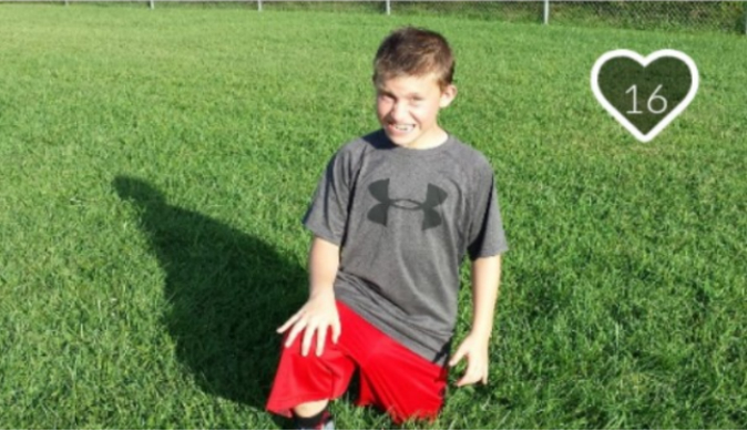Jackson Grubb,9, committed suicide after months of bullying on Sept. 10. (GoFundMe/ Jackson Grubbs)