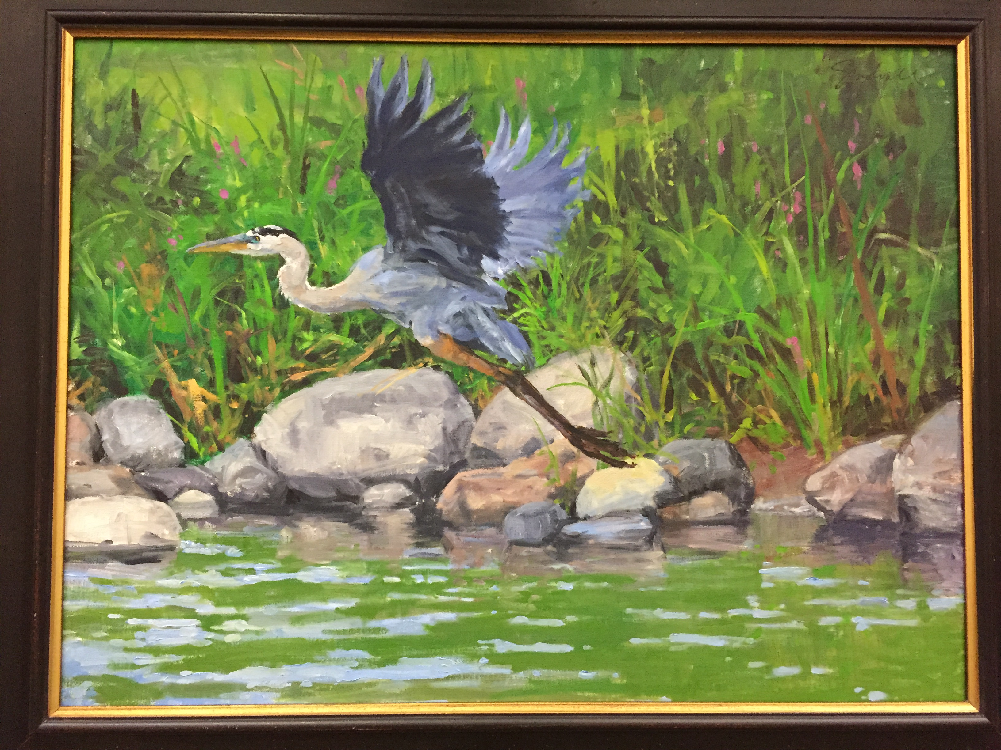 Bird Paintings Are 'Low Hanging Fruit' for Painter Joseph Sundwall