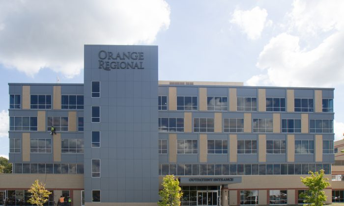 Orange Regional Finishes Cancer Center, Outpatient Building | The ...