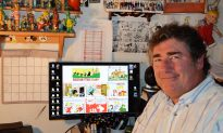 'Dennis the Menace' Cartoonist Just a (Talented) Kid at Heart