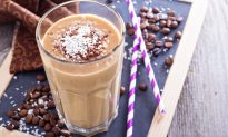 A Boozy Coffee Smoothie to Wake You Up Right