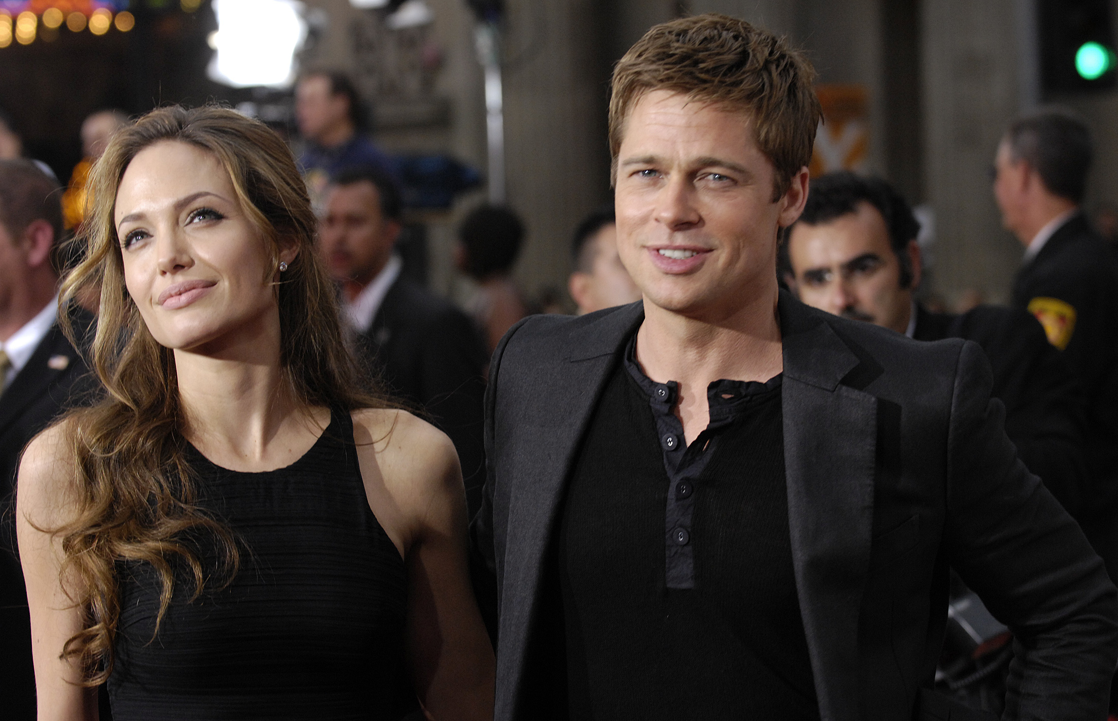 Angelina Jolie Granted Temporary Custody of Children, Brad Pitt Will Undergo Random Drug Testing