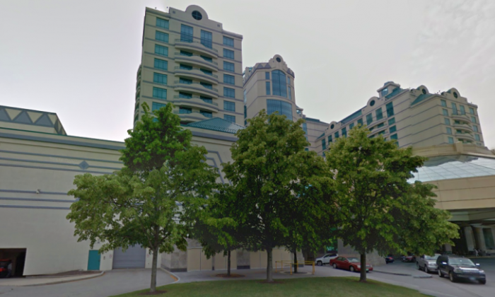 The Foxwoods Casino in Connecticut (Google Maps)