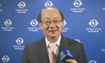 Taiwanese Legislator Captivated by Shen Yun Symphony Orchestra