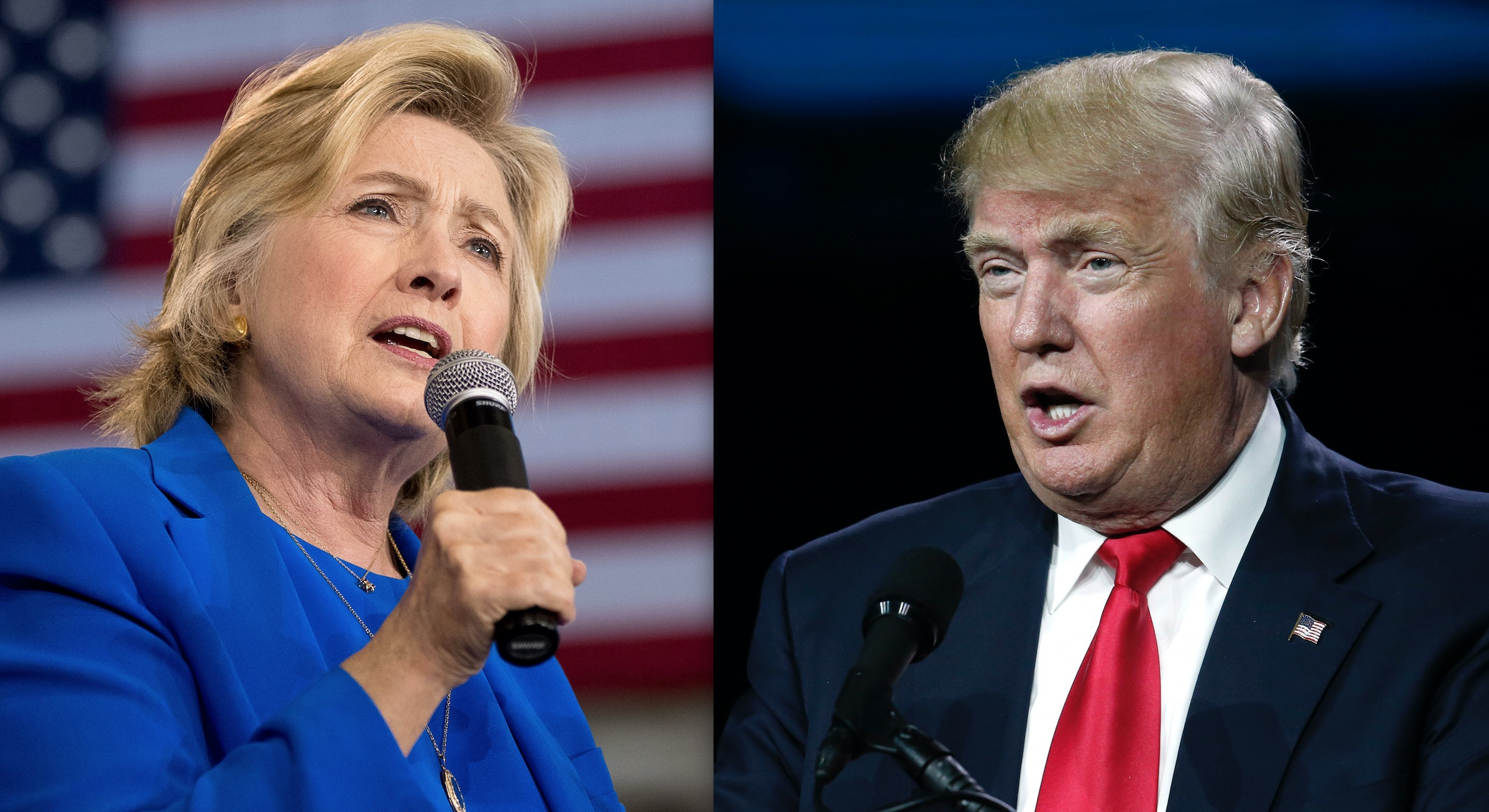 Poll Shows Small Post-Debate Bump for Clinton