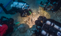 A 2,000-Year-Old Skeleton Has Been Found on Ancient Shipwreck (Video)
