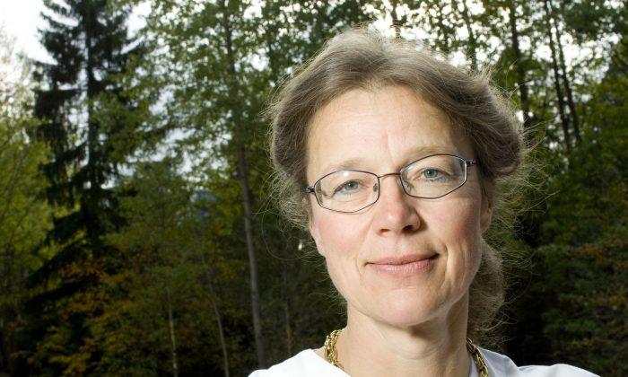 Dr. Annika Tibell, chief physician at the New Karolinska Hospital Project in Sweden. (Karolinska Institutet)