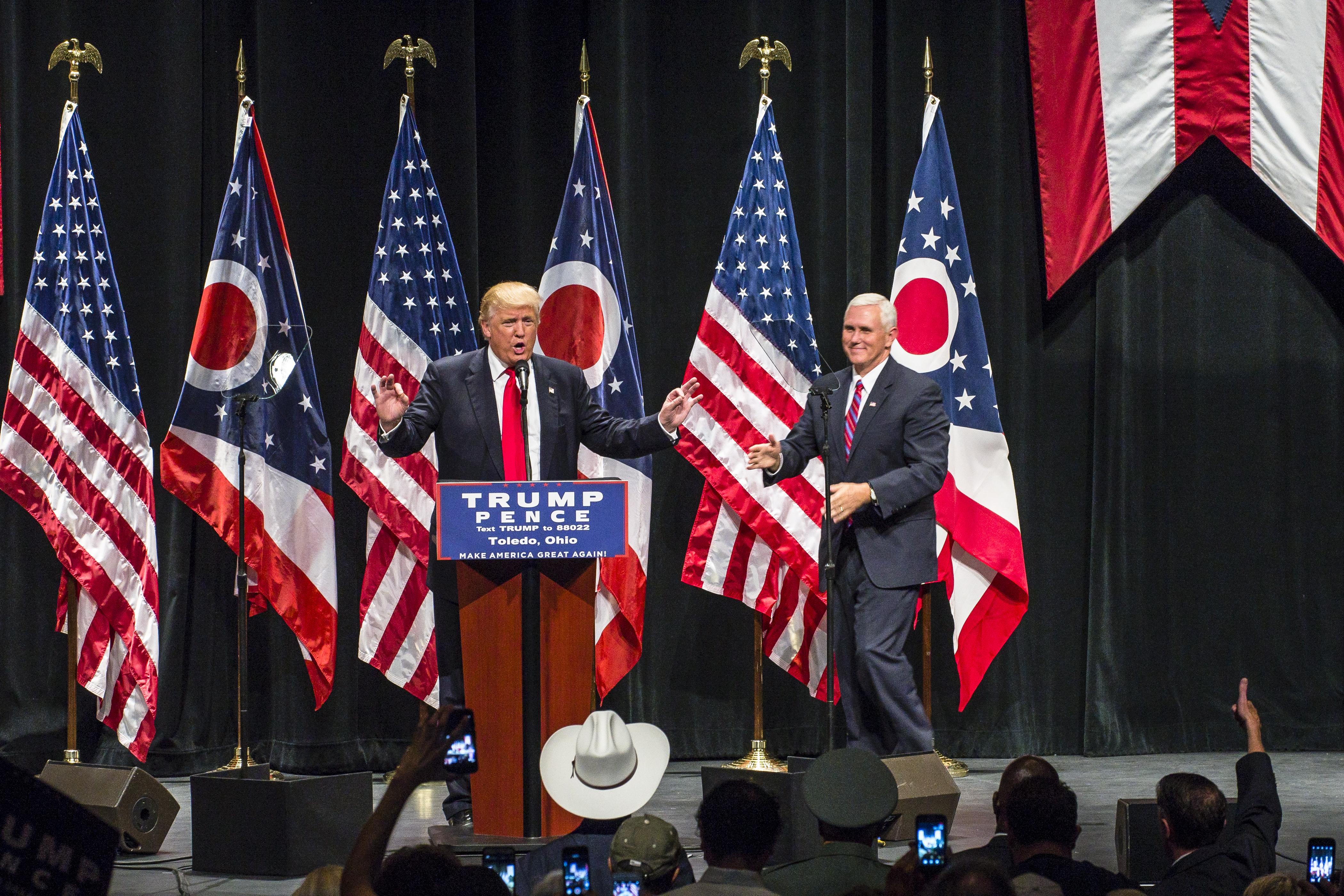 Ted Cruz Endorses Former Rival Donald Trump