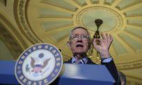 Sen. Harry Reid on Trump Win: 'Does Not Feel Like America'