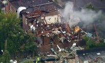 Home Explosion in New Jersey Damages Houses