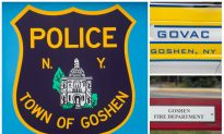 Can Goshen Provide Emergency Services to Legoland?