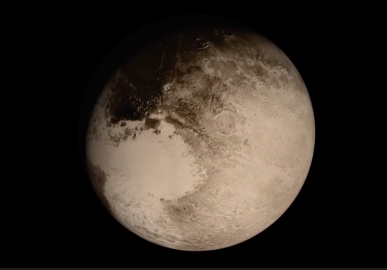 Scientists Say There May Be a Hidden Ocean on Pluto (Video)
